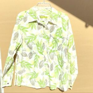 Sigrid Olsen petite medium shirt